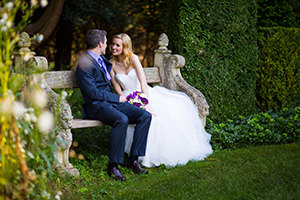 Hilary and Mike, Woodhouse Park, East Hampton, New York