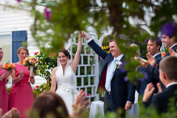 Danford's Marina Wedding, Kaitlyn and Jim