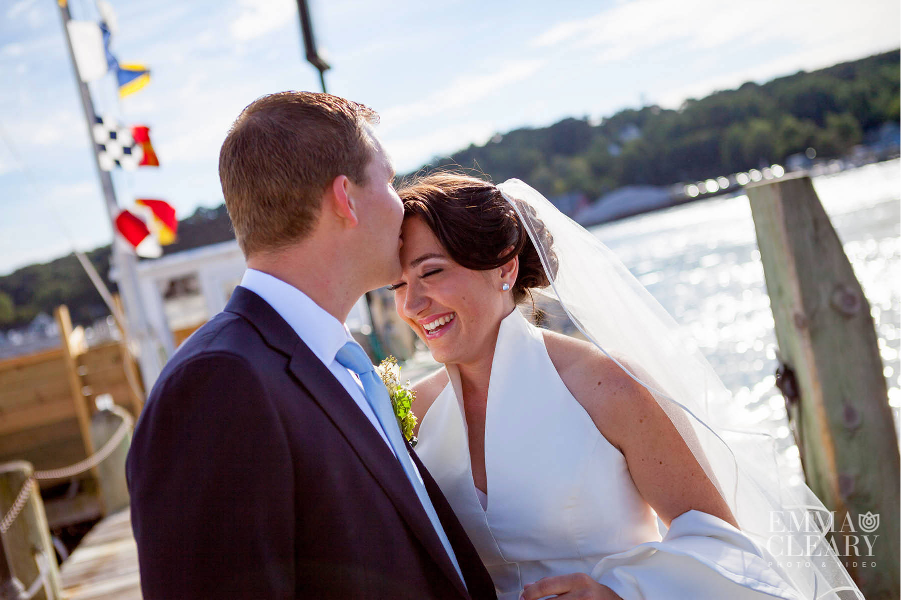 Emma Cleary Photography, Danfords Marina wedding10