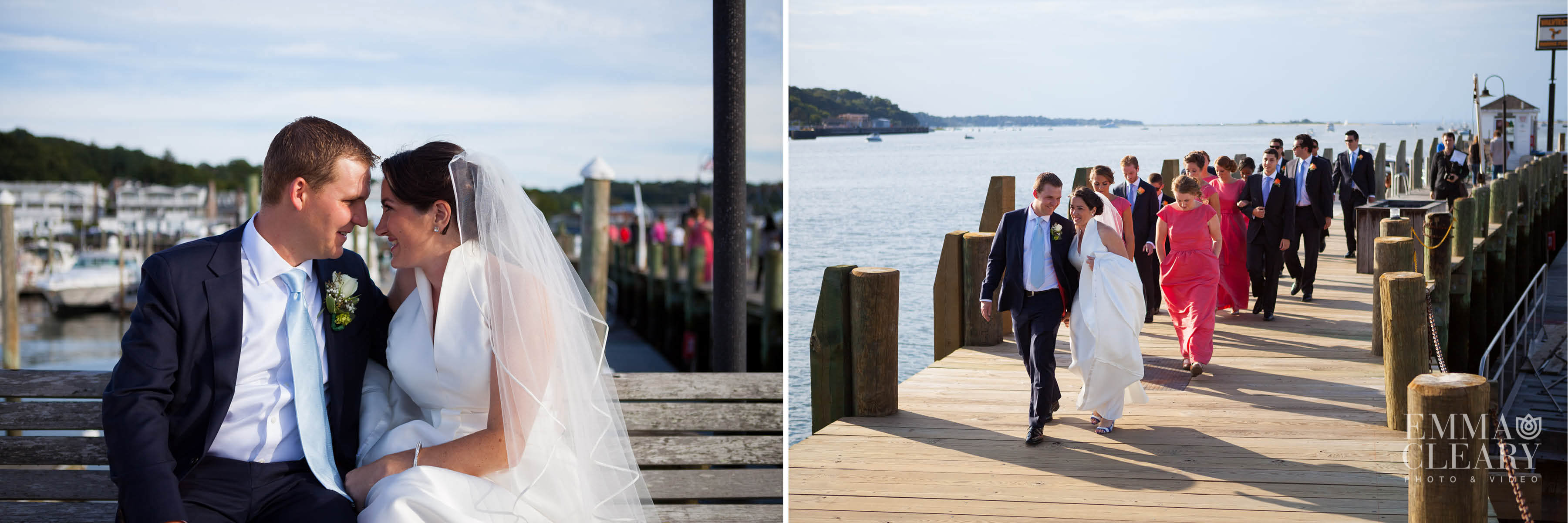 Emma Cleary Photography, Danfords Marina wedding11