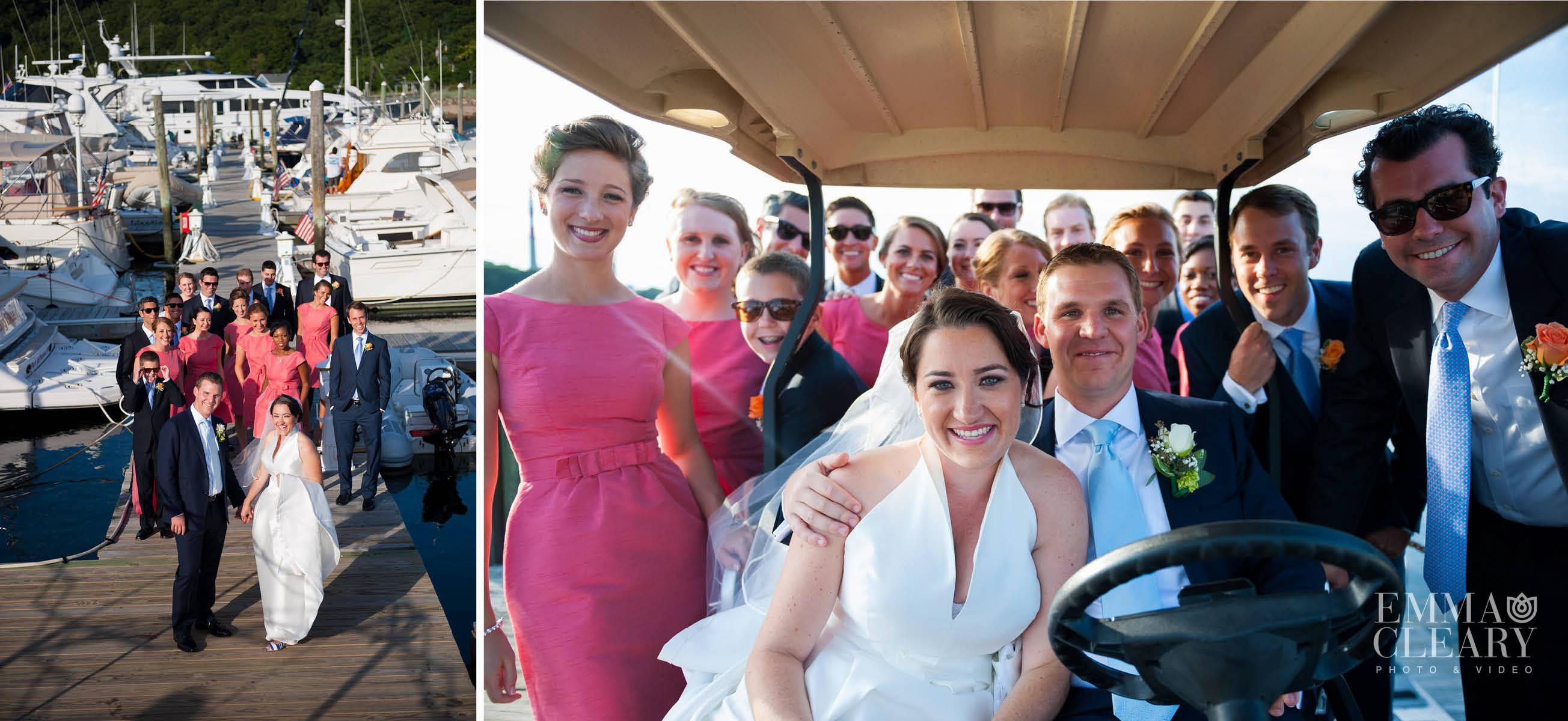 Emma Cleary Photography, Danfords Marina wedding12
