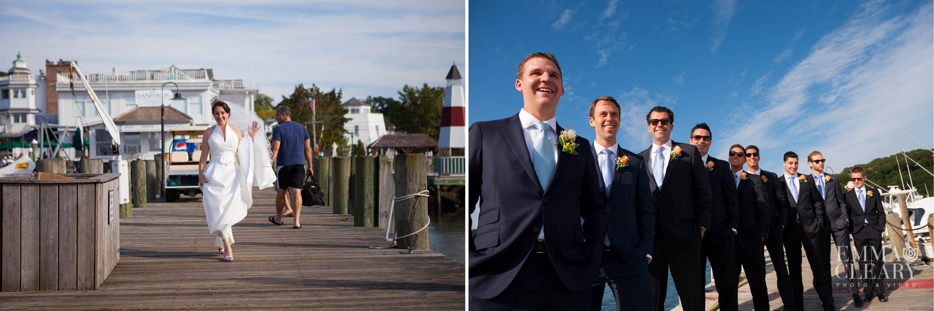 Emma Cleary Photography, Danfords Marina wedding9