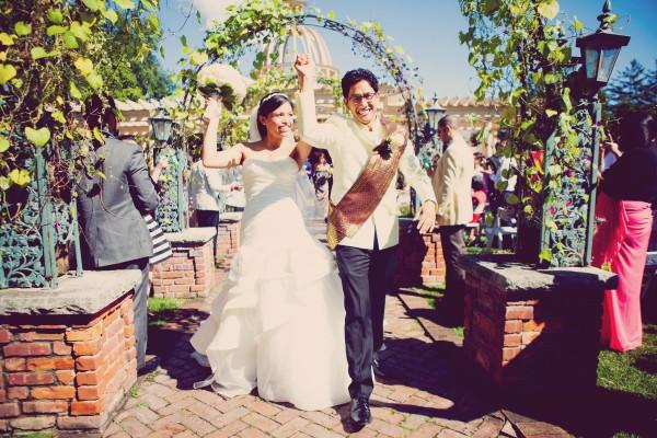 Kris and Vanessa, The Manor Restaurant Wedding, West Orange, New Jersey