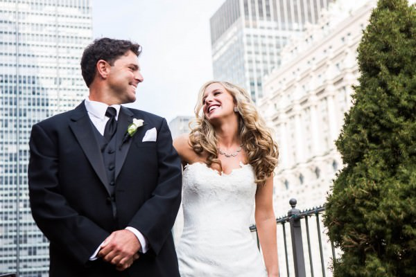 Kelly and Scott, Yale Club Wedding Video