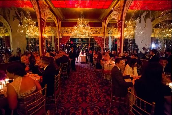 Tara and Jamie, Grace Church and The Russian Tea Room Wedding