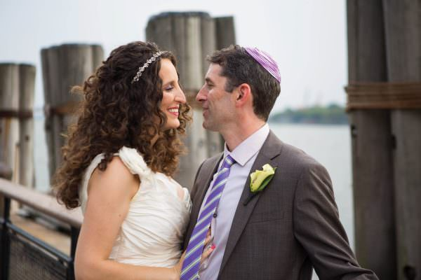 Maya and David, Battery Gardens Wedding, Modern Orthodox Jewish Wedding Photography