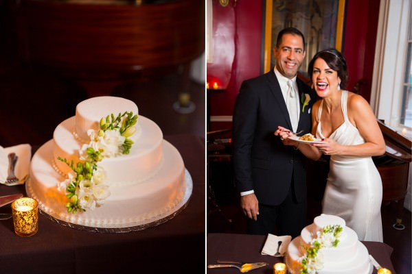 Socorro and Francisco, India House Wedding, New York