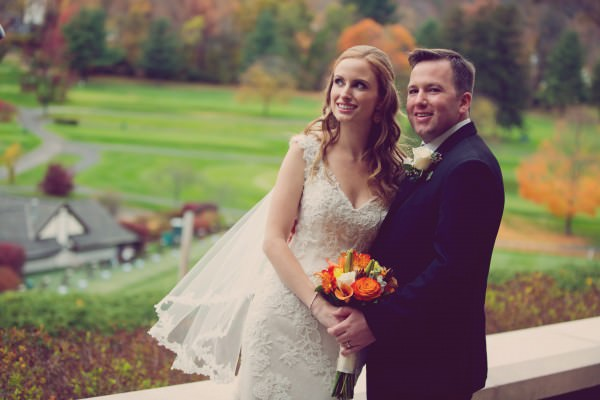 Caitlin and Josh, St. Vincent Martyr Church, Spring Brook Country Club Wedding, New Jersey