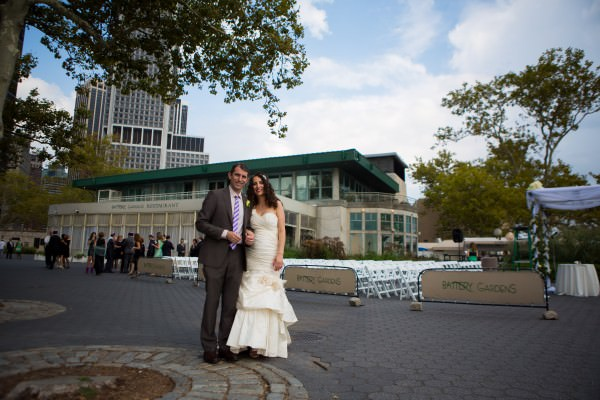 Maya and David, Battery Gardens Modern Orthodox Jewish Wedding Video