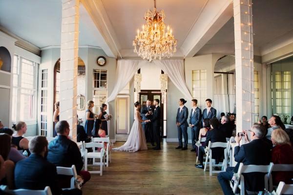 Kym and Jason, Metropolitan Building Wedding, New York