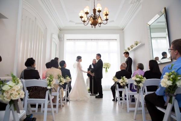 ICI Restaurant Wedding, Brooklyn