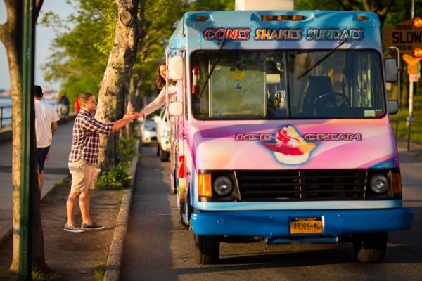 Jillian and Jim, Astoria Park Queens, Engagement Shoot