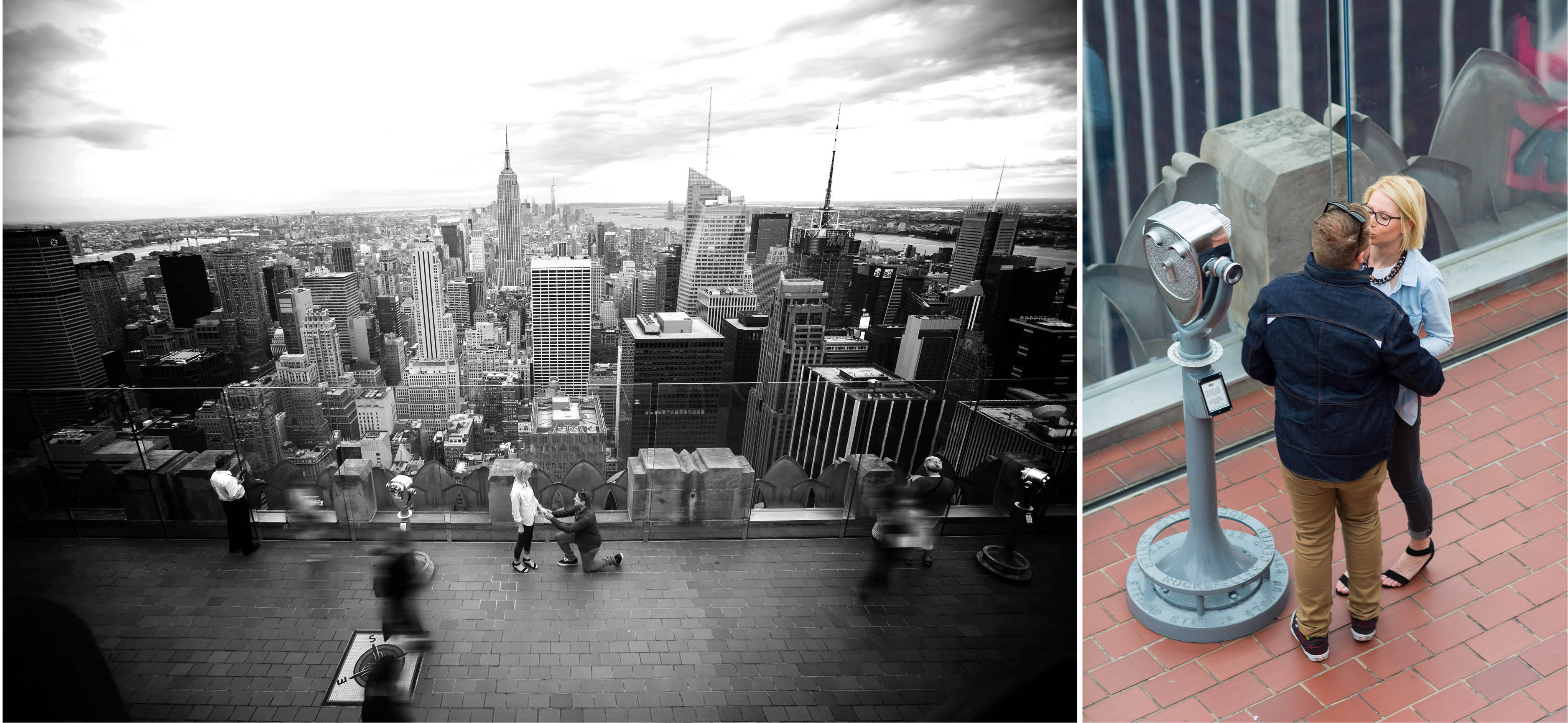 Emma_cleary_photography top of the rock engagement2