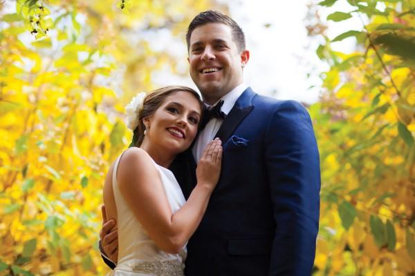 Hannah and James, Hotel Du Village Wedding