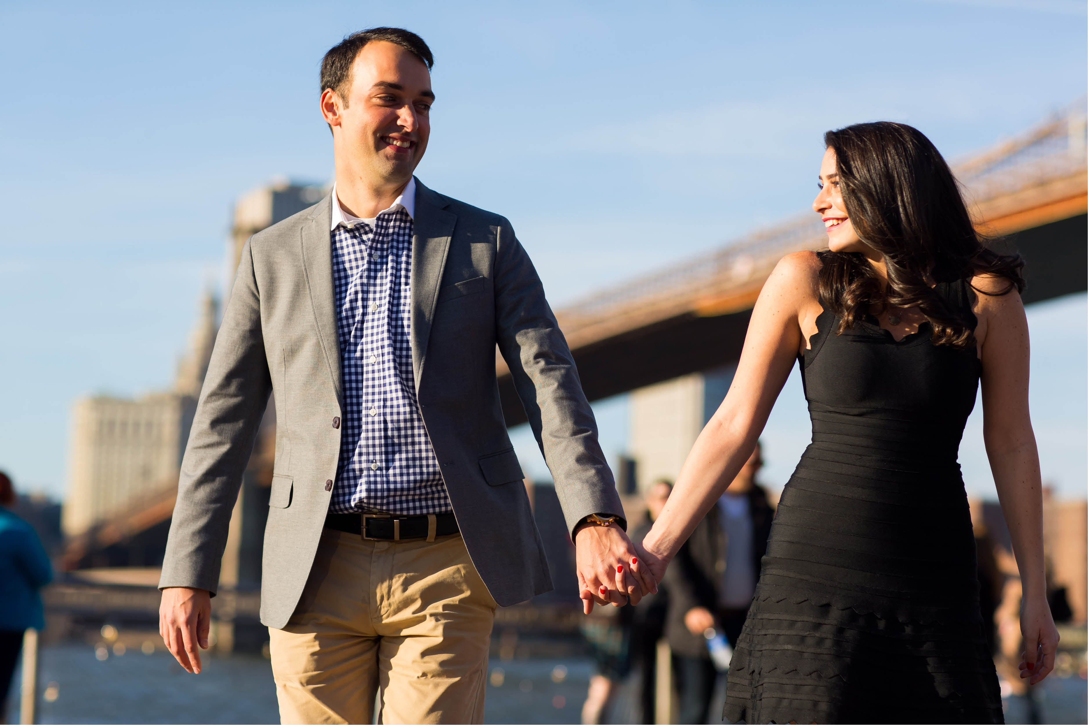 Emma_cleary_photography Dumbo Engagement shoot
