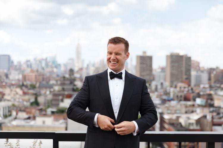 Gotham Hall Wedding photography