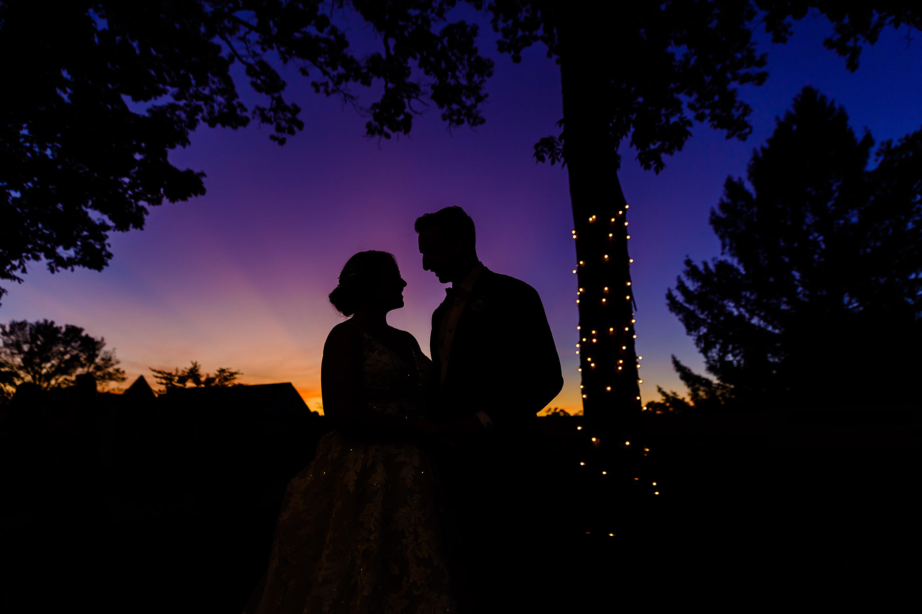 Sunset-wedding