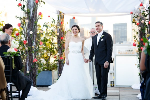 Lisa and Anthony, Tribeca Rooftop Wedding Video, Feature Film