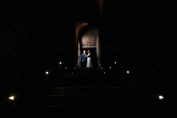 Brittany and Enoch, Deity Brooklyn Wedding
