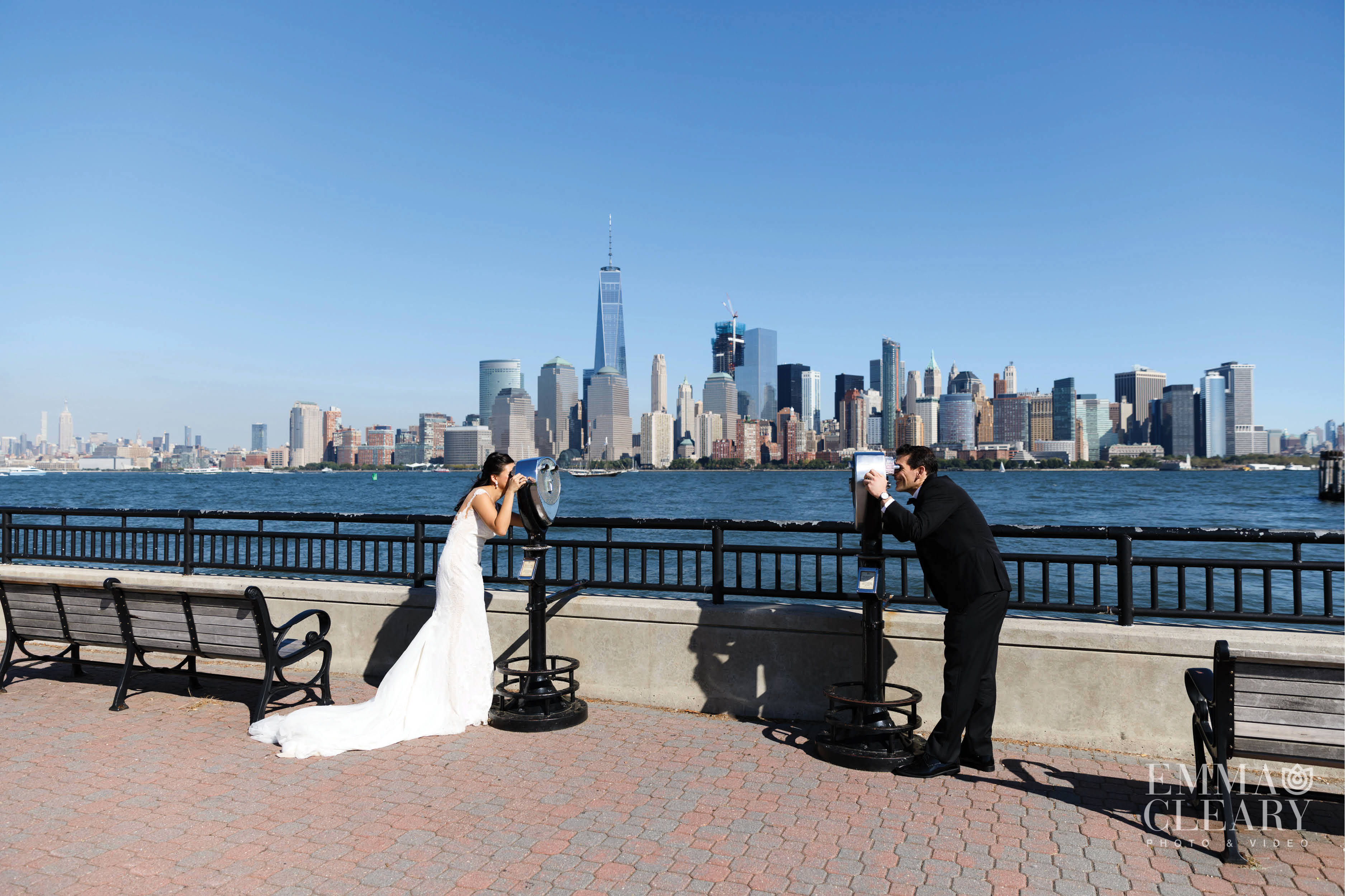 The Chart House New Jersey Wedding Photography Photographers Emma And Dimitri