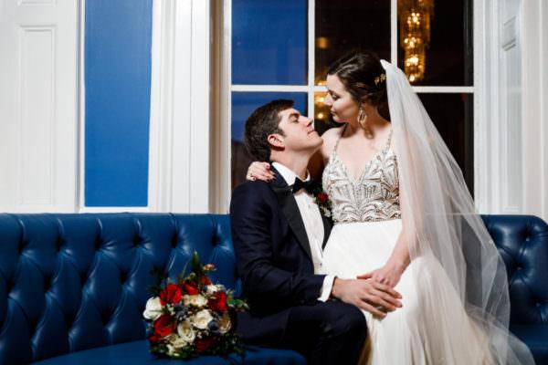 Alison and Dan, India House Wedding Photography