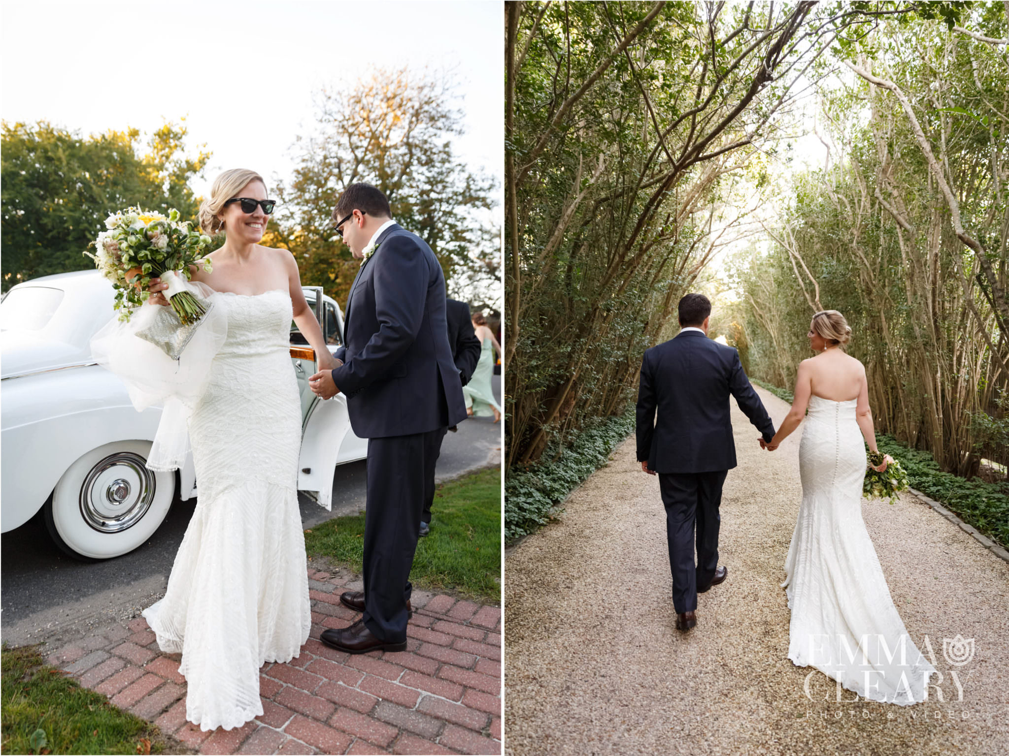 The Hedges Inn - East Hampton - Wedding Photography