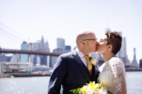 Denise and Daniel, The Dumbo Loft Wedding Photography