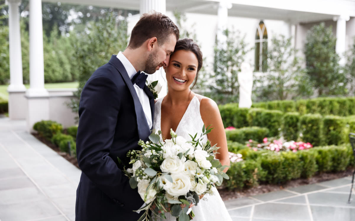 Kat and Ark, Park Chateau NJ Wedding Photography