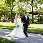 Queens Botanical Garden Wedding