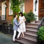 West Village Engagement Shoot