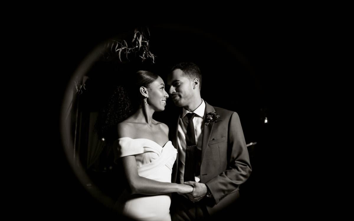 Ashley and Julian, My Moon Brooklyn Wedding Photography