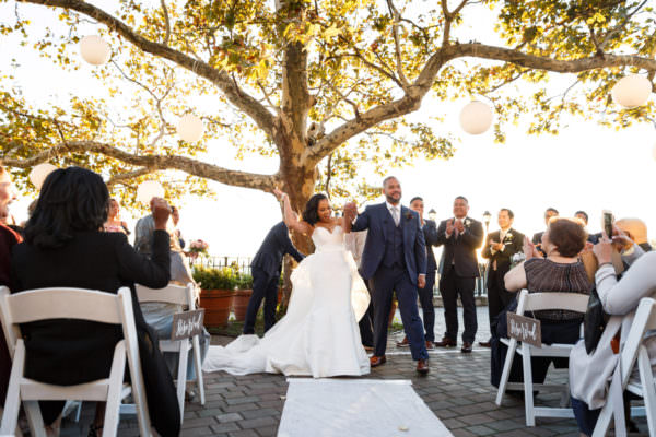 Jissette and Mike, Battery Gardens Wedding Video, Feature Film