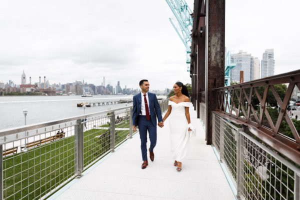 Ashley and Julian, My Moon, Brooklyn Wedding Videography, Highlight Reel