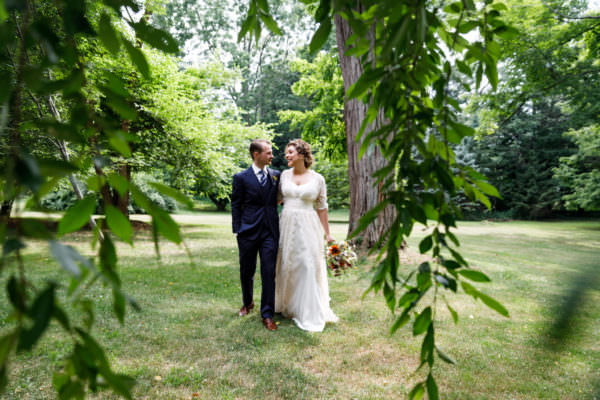 Sarah and Christopher, Hasbrouck House Wedding Photography
