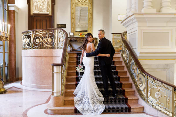 Jess and Rob, The Lotte New York Palace and The Water Club Wedding Photography
