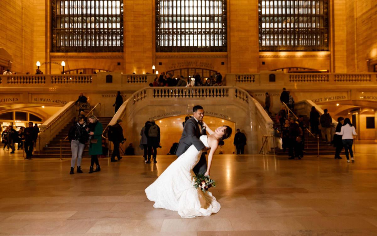 Eunji and Christopher, 3 West Club Wedding Photography
