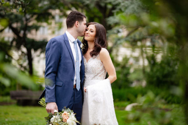 Emma and Anthony, Battery Gardens Wedding Videography, Feature Film