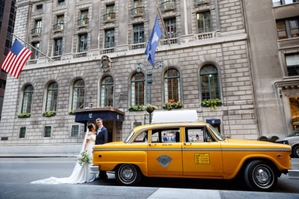 Stephanie and Ryan, The Yale Club Wedding Photography