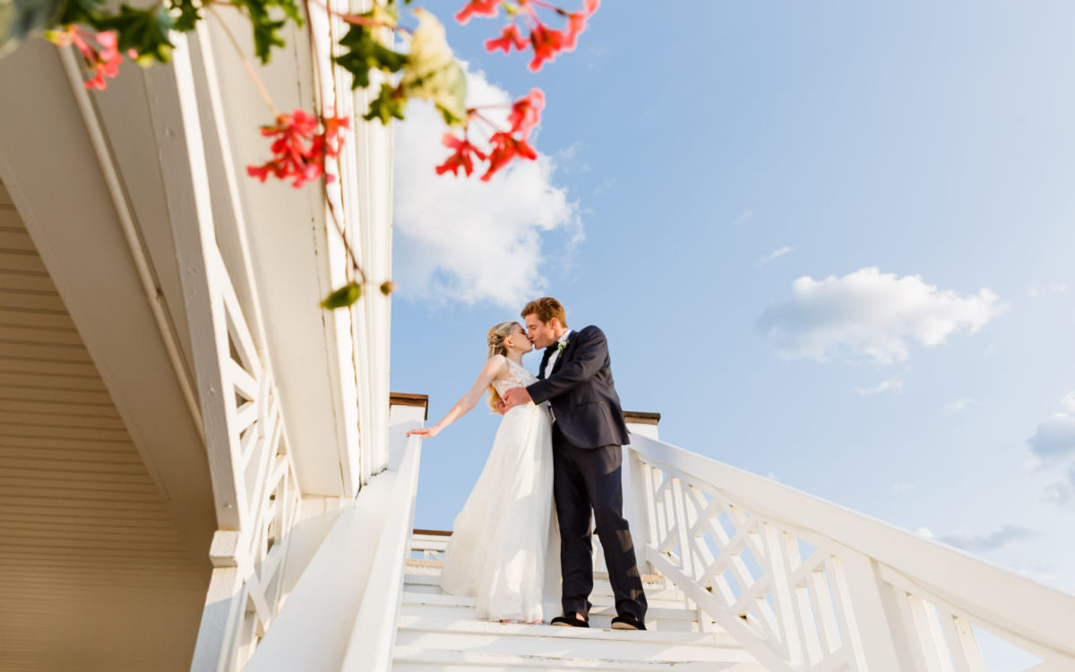 Kate and JP, The Lawrence Beach Club Wedding Videography, Highlight Reel