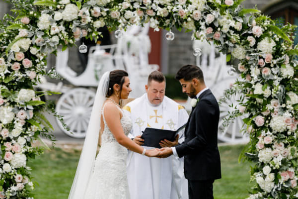 Britney and Anthony, Whitby Castle Wedding Videography, Highlight Reel