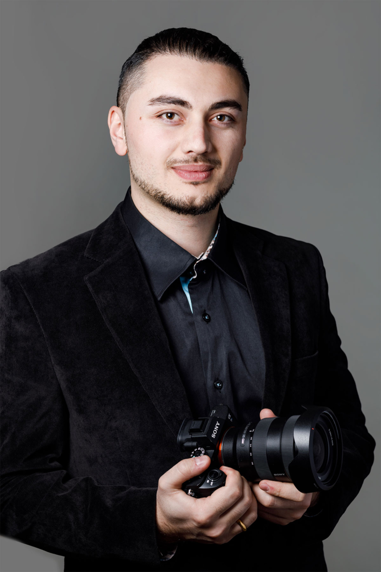 Photographer headshot Michael