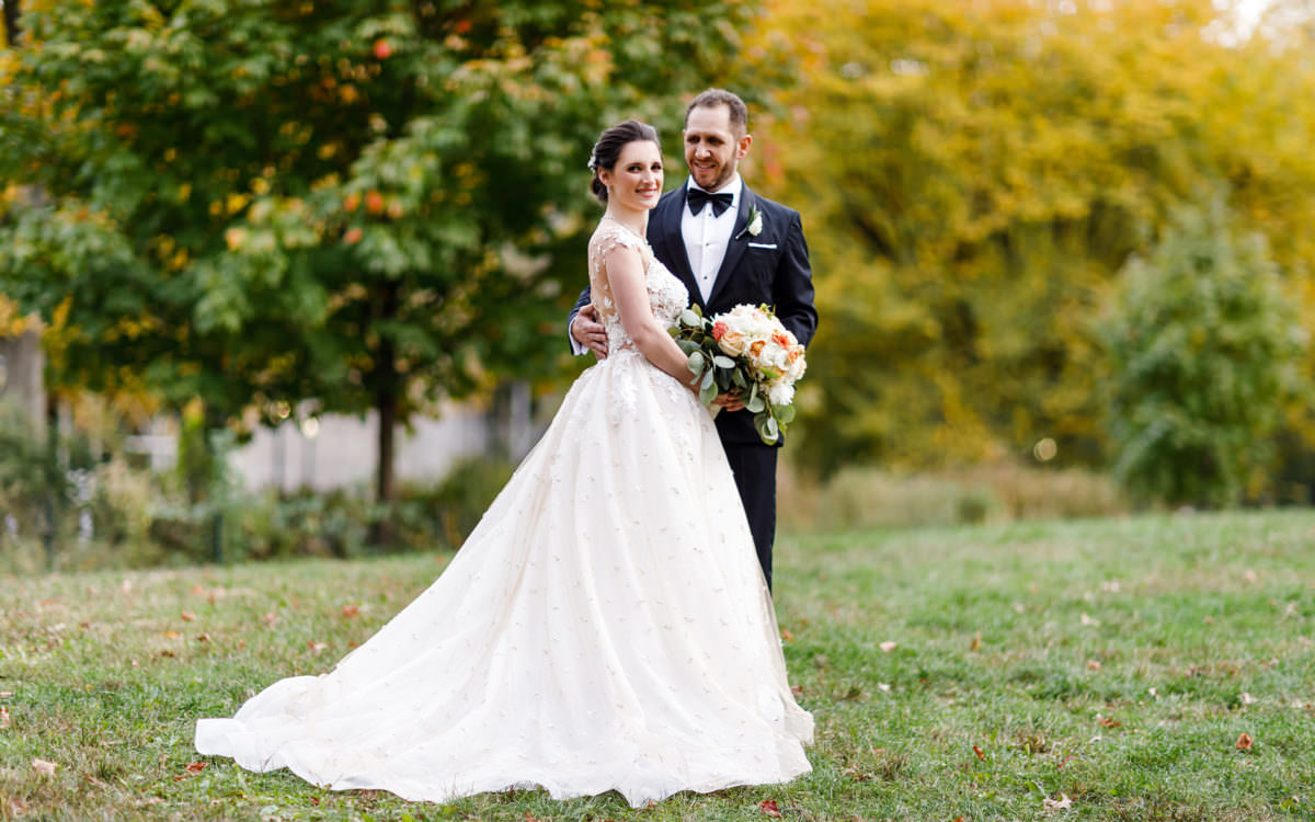 Gina and Jalal, New York Athletic Club Wedding Video, Feature Film
