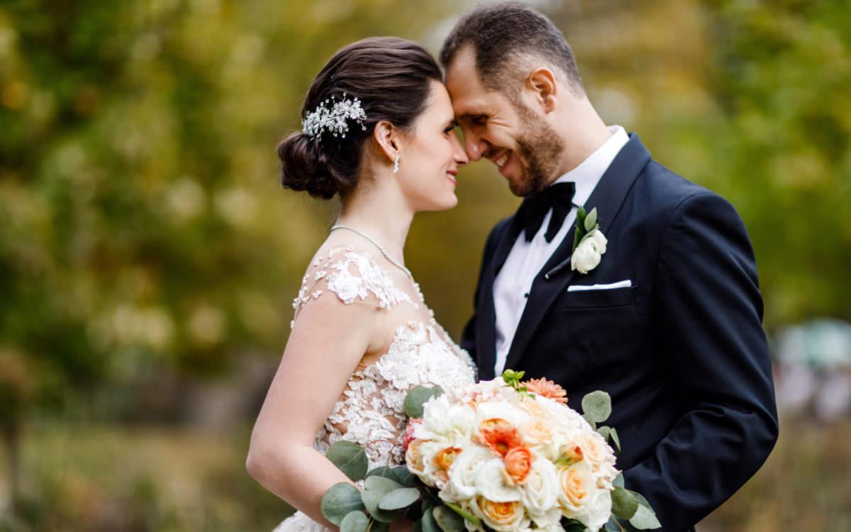 Gina and Jalal, New York Athletic Club Wedding Video, Highlight Reel
