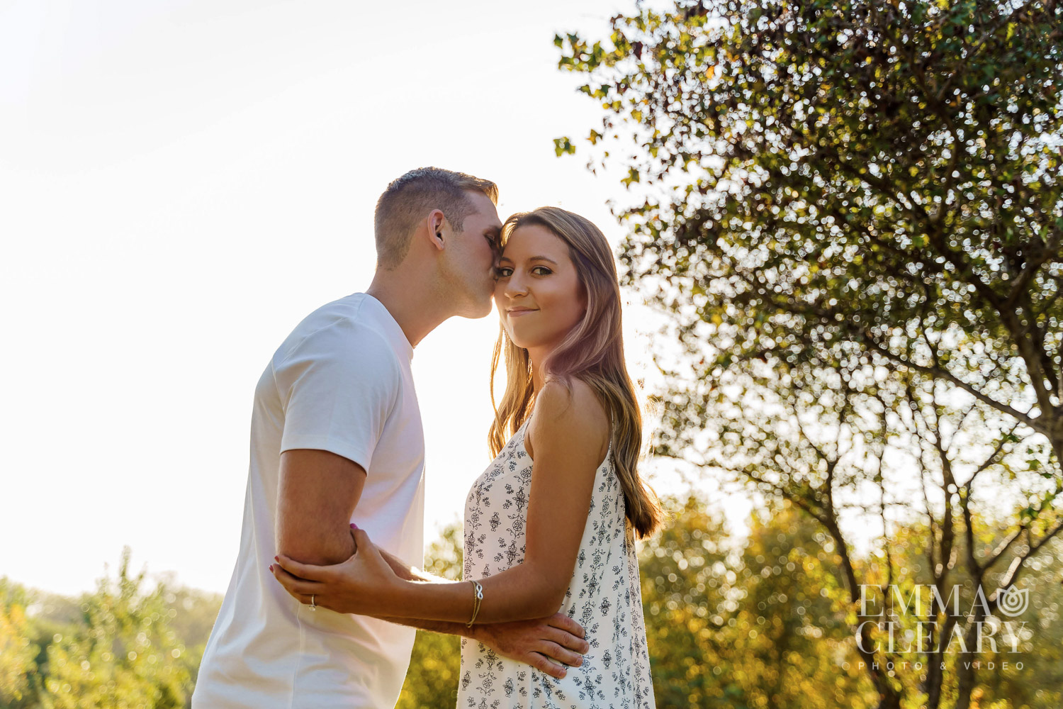 Liberty State Park Engagement